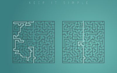 Keep it simple – an example of reducing wordiness