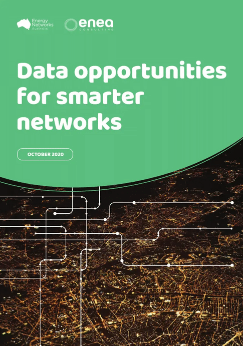 Report: Data opportunities for smarter networks, by Enea Consulting for Blick Creative